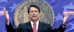 McCrory's Budget: Gas Tax Hikes, Billions in New Debt